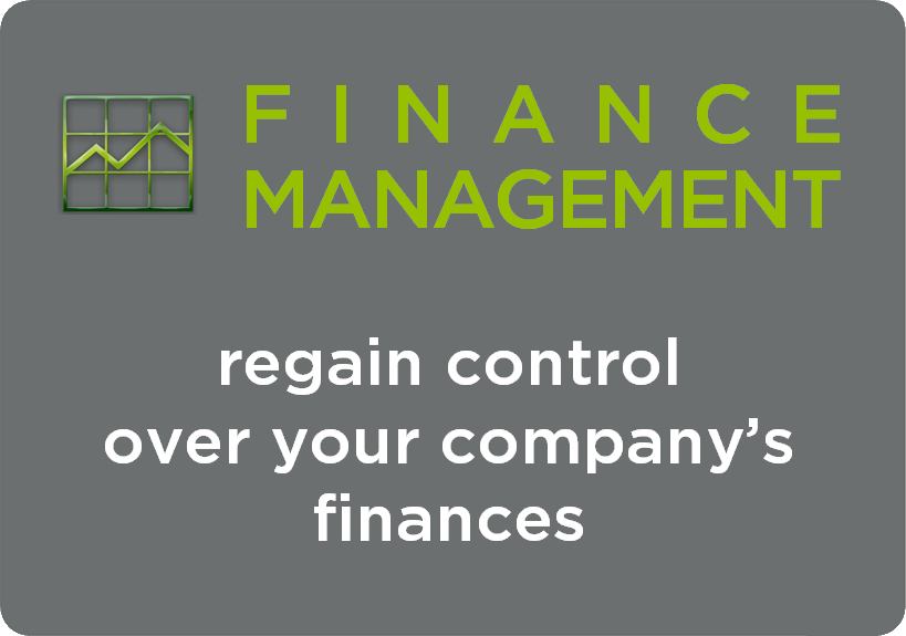 see how we can help you regain control over your company's finances