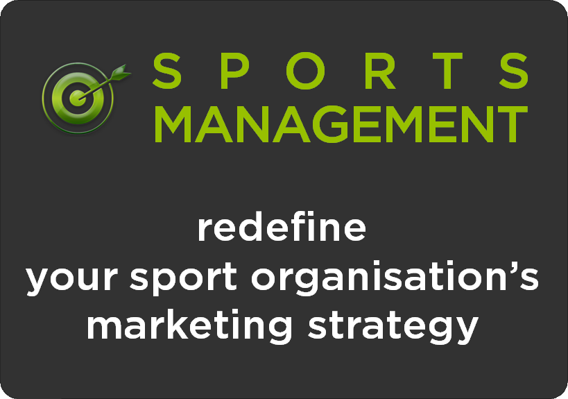 see how we can help you redefine your sport organisation's marketing strategy